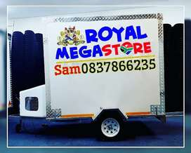 Buy Mobile Freezers from the Leading Manufacturers Vip Toilets Tents