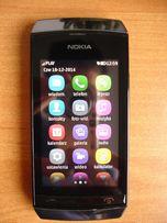 Smartfon NOKIA Asha 306 – bez simlocka – etui Nokia gratis!