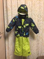 Комбинезон комплект зимний Jipin 7 лет