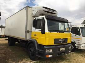 MAN LE15-224 WITH THERMOKING T600 FRIDGE