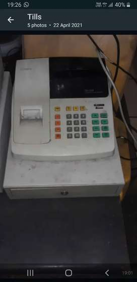 OLYMPIA CASH REGISTER FOR SALE