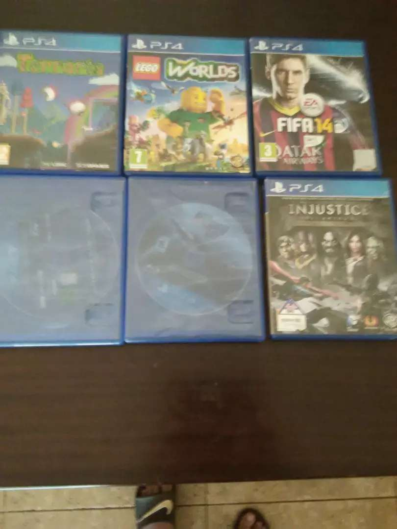 Ps4 games 0