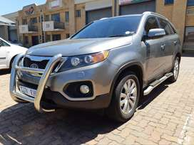Kia Sorento V6 (7 Seater) Year Model :2010 Engine :3.0ltr