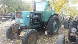 Трактор ЮМЗ-6А Плуг Культіватор