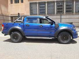 2018 Ford Ranger 2.2 6speed 4×2 Double Cab