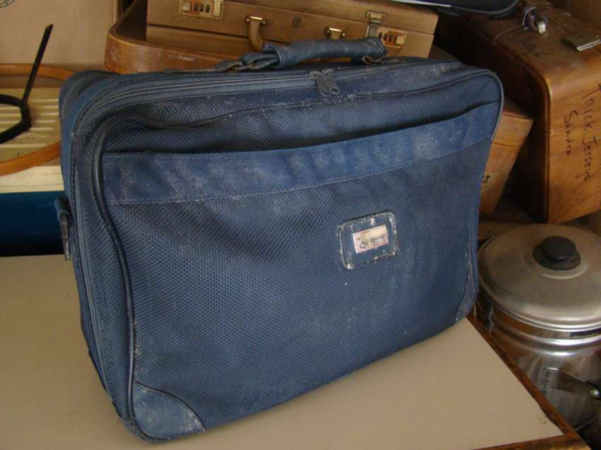 Bag, overnight & cabin luggage size 0