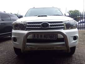 TOYOTA FORTUNE 3.0d4d