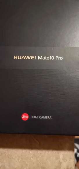 Huawei Mate 10 Pro 128Gb 6GB RAM Like New