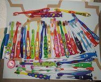 Детские Зубные щётки.