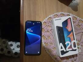 Samsung A20 immaculate condition