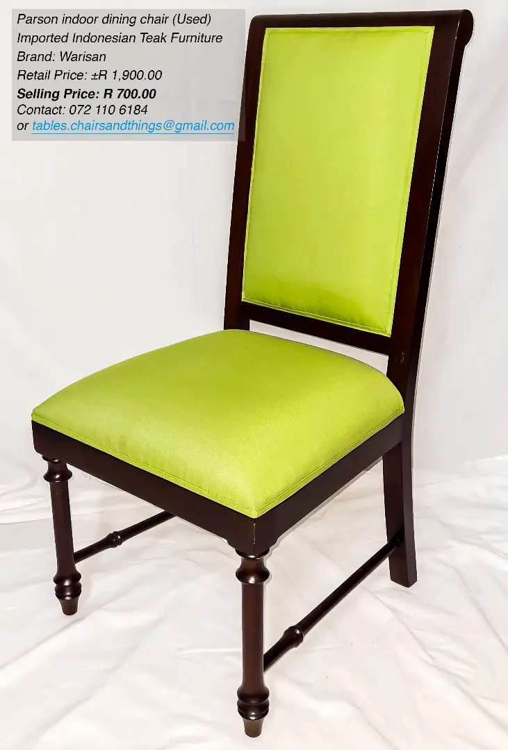 Dining Chair 0