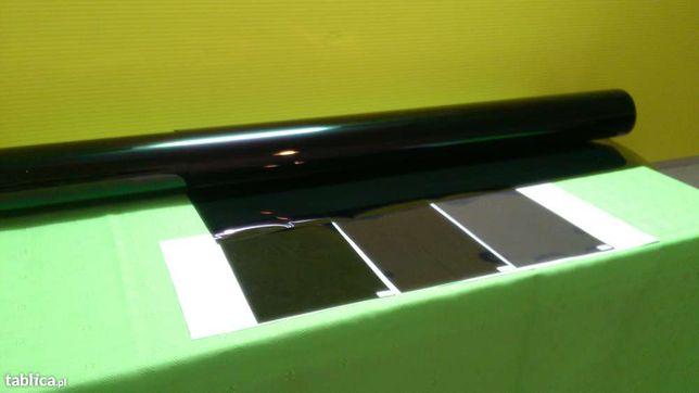 Folia do przyciemniania przyciemnianie szyb folia Black Premium Class Kraków - image 1