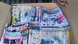 Speed and sound / max power R10.00 per mag