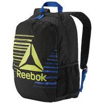 Рюкзак Reebok Kids Foundation Backpack Black Оригинал Чёрный цвет