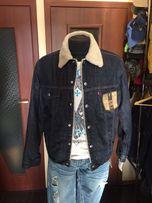 Джинсовая куртка с мехом Levi's из США,ЕСТЬ РАЗМЕРЫ, Levis,ОРИГИНАЛ!!!