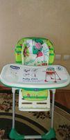 Стульчик для кормления Chicco Polly 2 in 1 детский стульчик