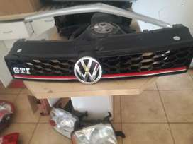 Polo GTI grille