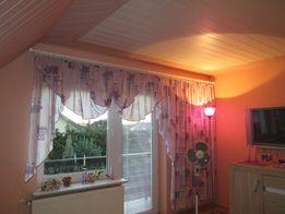 Firana-dekoracja okna