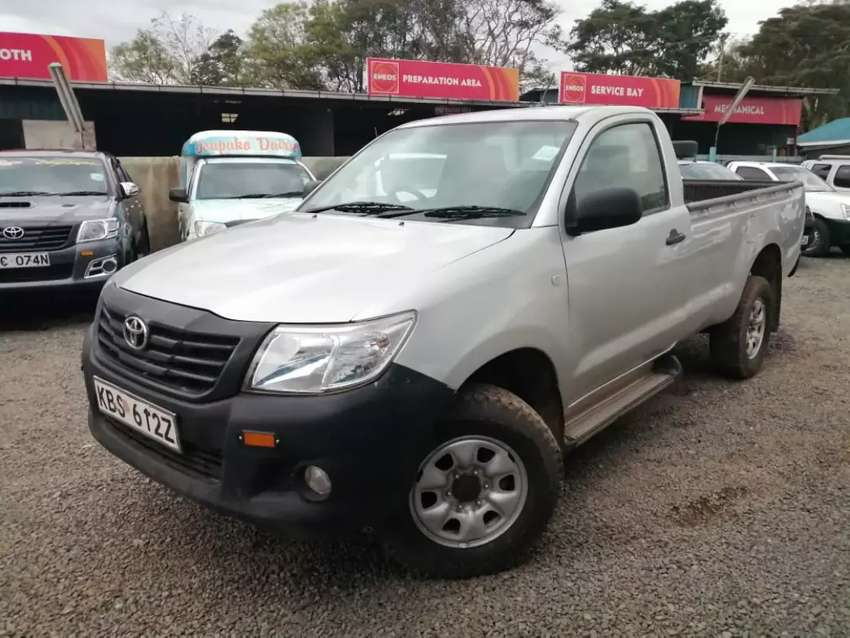 Toyota hilux local on quick sale 0