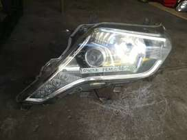 Toyota Prado Xenon LED headlights is available for pickup very clean
