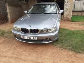 I'm selling a BMW 325CI coupe