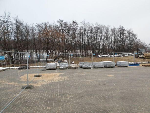 Ogrodzenia Budowlane Tymczasowe Przęsło Ażurowe AZ 1 Konin Komplet Konin - image 4