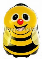Чемодан детский ручная кладь пчелка
