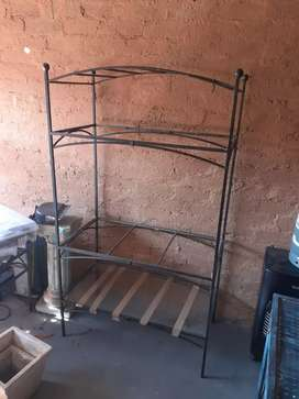 Wrought Iron TV Stand