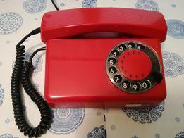 Telefon stacjonarny Tulipan design PRL
