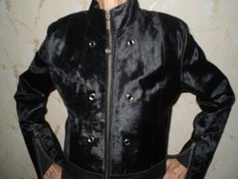 Куртка из меха пони