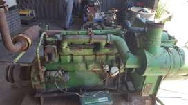 3130 tractor or a 630 harvester engin