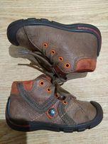 Ботиночки детские Elefanten ботинки. Кожа. 23 размер, 15 см