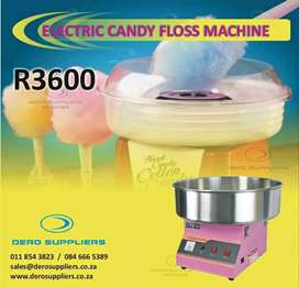 Candy Floss Machine With Free Candy Sugar