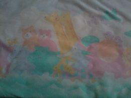 Защита на детскую кроватку,бортик на кроватку(бампер)