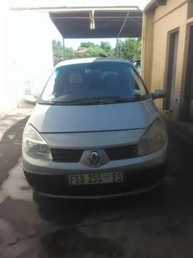 Renault scinic