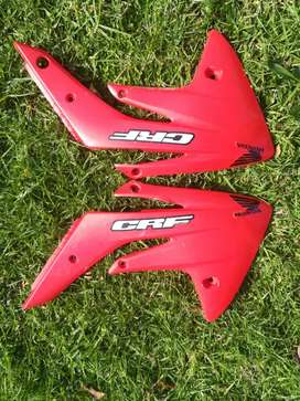 Honda crf 150 covers