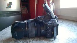 Aparat FUJI FinePix S9500 + kamera SAMSUNG miniDV