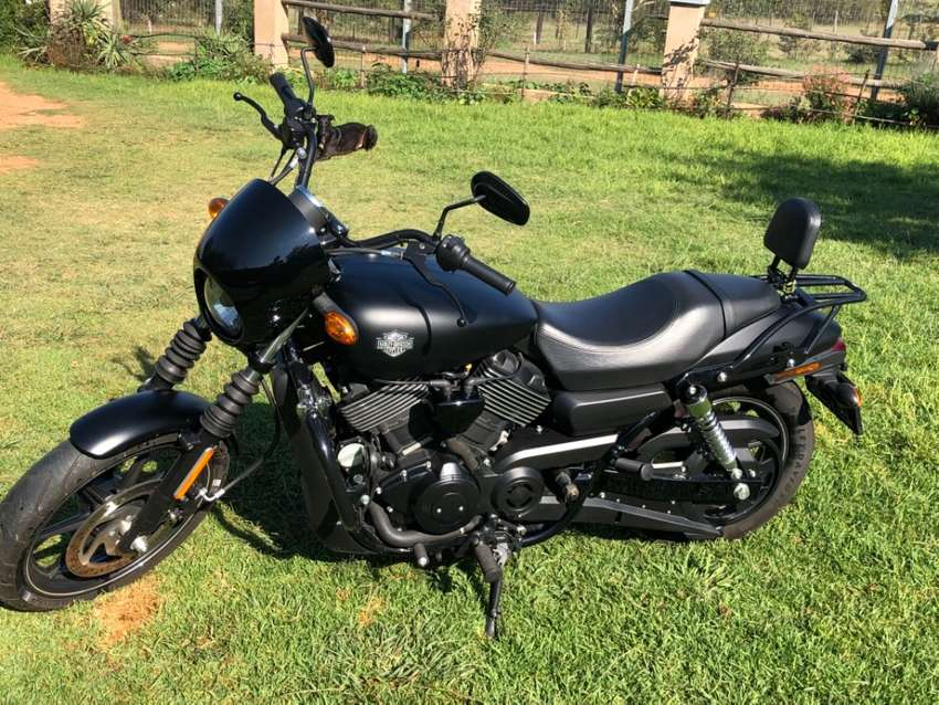 Mint condition Harley 0
