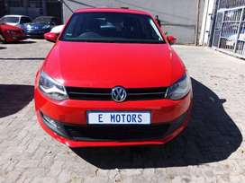2014 Volkswagen Polo 1.4 Automatic
