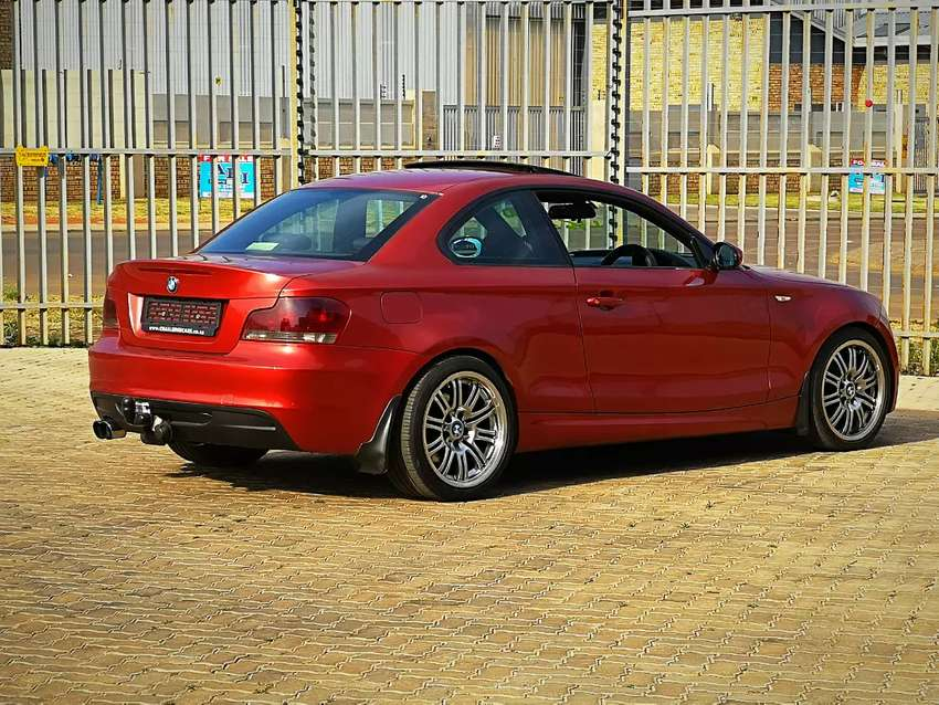 BMW 120d Coupe Msport 0