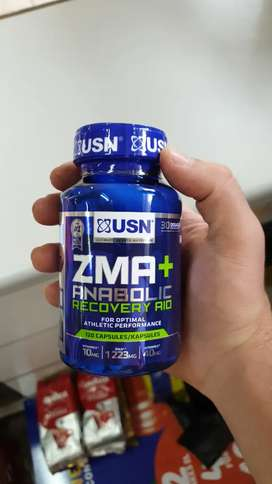 USN ZMA+Anabolic Recovery 120 tablets
