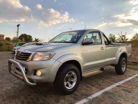 2013 Toyota Hilux Single Cab