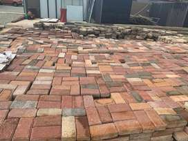 Second Hand paving