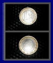 Монета 1-Евро 1999г.(Бельгия)