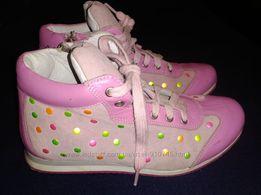 кожаные ботинки минимен