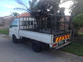 1,5 Ton Truck for hire