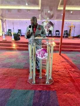 Corporate Pulpits, Podiums, Lecterns