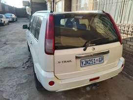Nissan Xtrial SUV 4by4 wheel drive