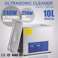 Ультразвуковая ванна на 10 литров Ultrasonic cleaner для СТО Больницы