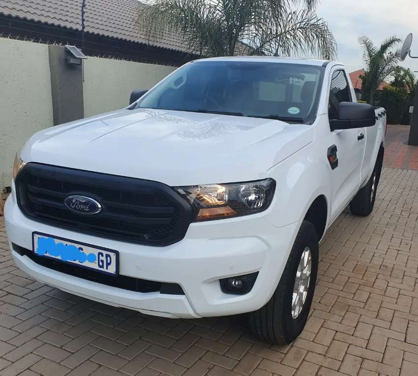 2019 2.2 TDCI Facelift Ford Ranger Auto XL Single Cab PU 0